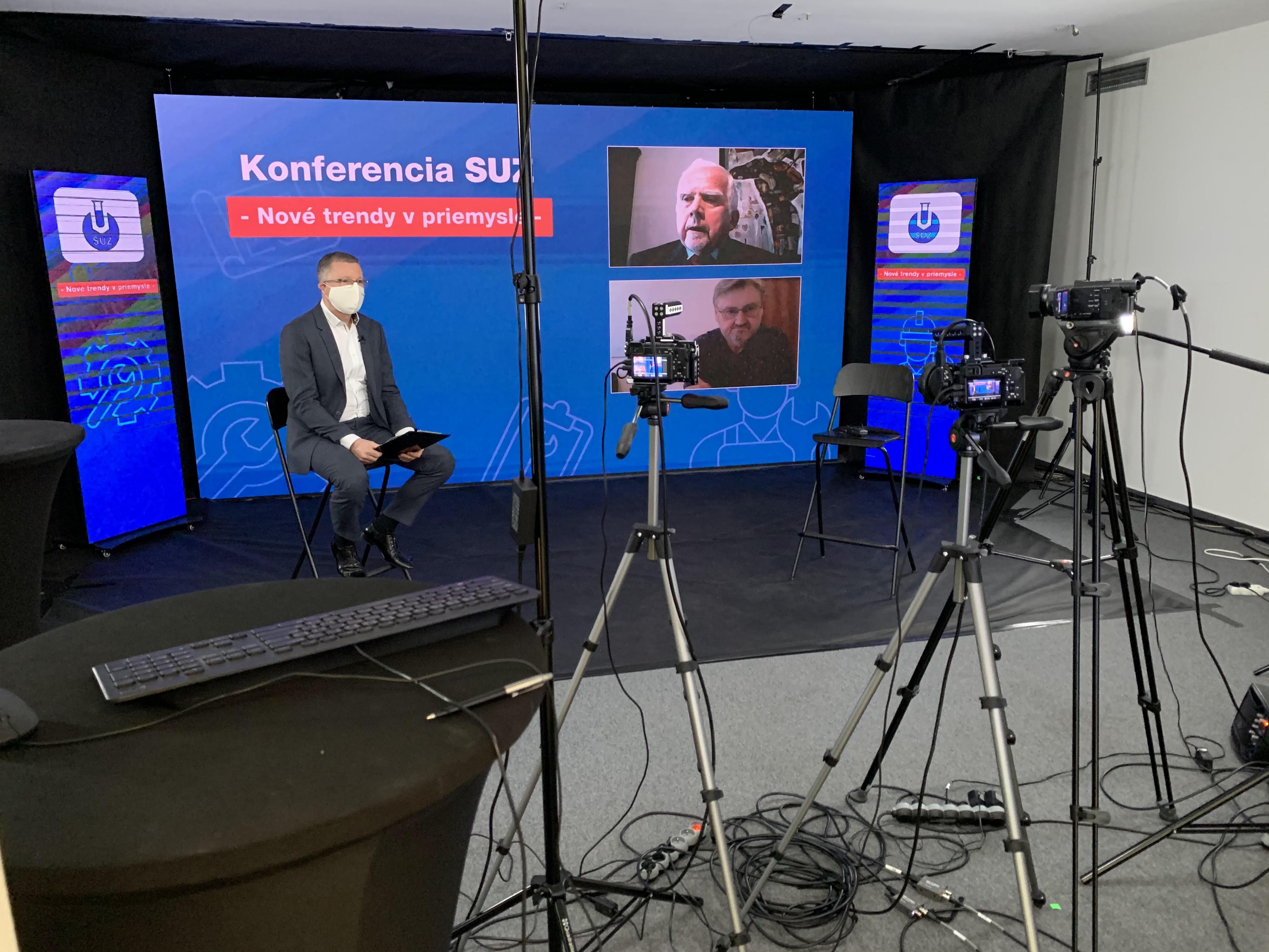 Video záznam a foto z konferencie SUZ máj 2021